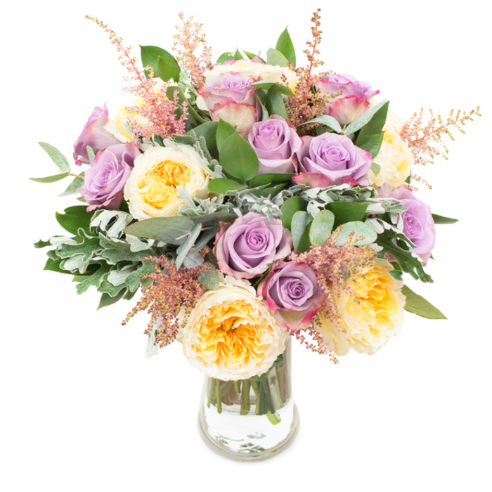 Buy Devotion flower bouquet for that special someone in your life and make them happy. Order today from Handy Flowers and get a next day flower delivery.
