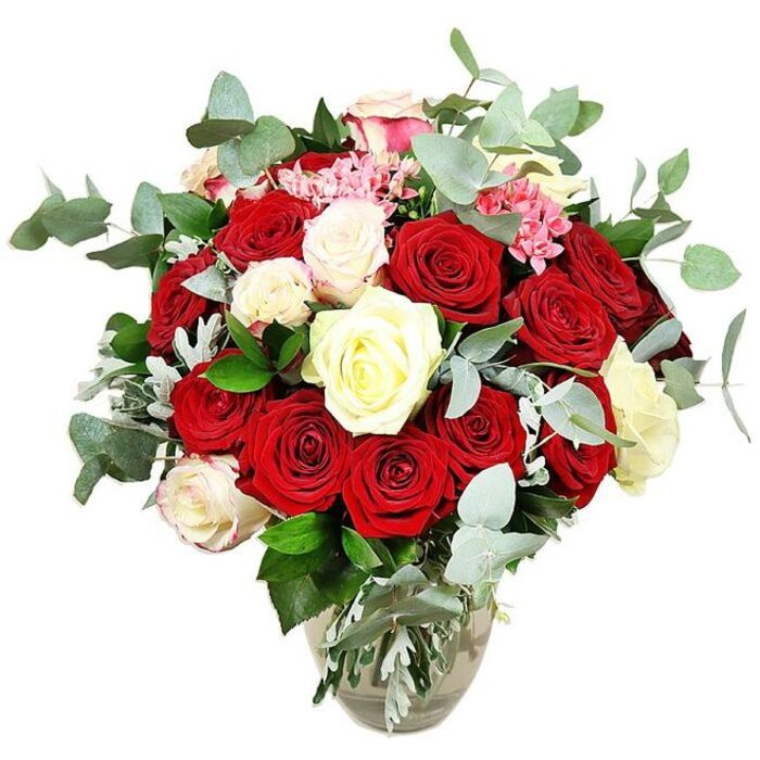 Sending Infinity flower bouquet beautifully hand designed by our professional florist will surely make a great impression to the light of your life.