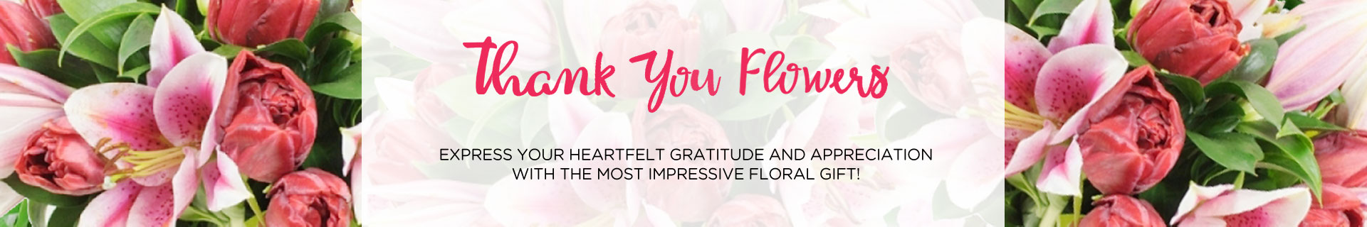 Thank You Flowers